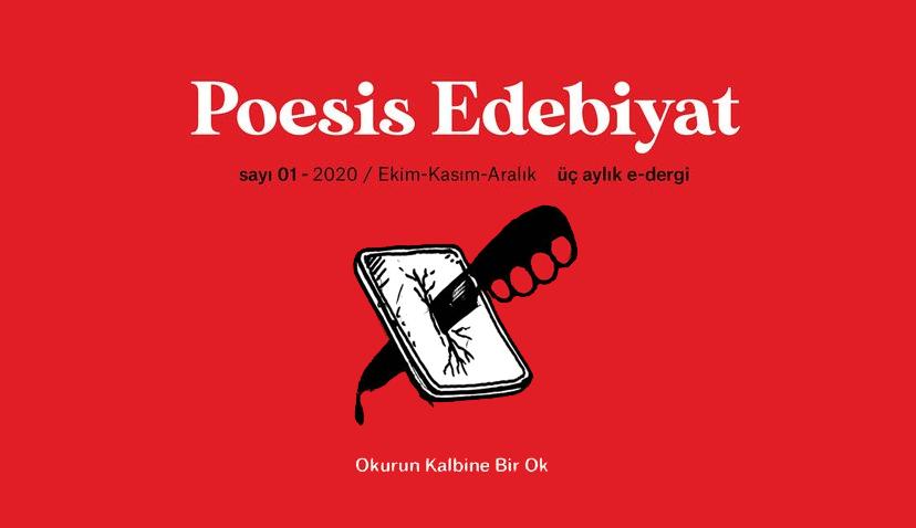 Poesis Edebiyat Dergisi Yayında!