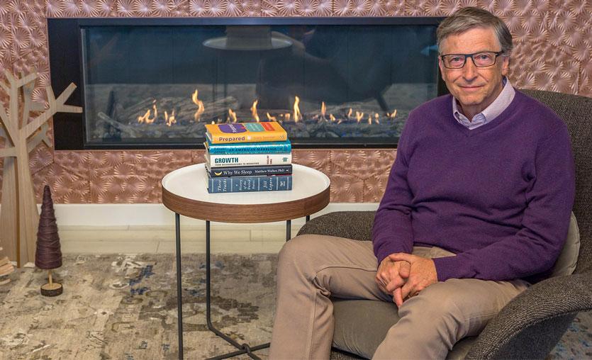 Bill Gates'ten 5 Kitap Tavsiyesi