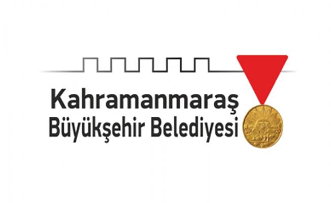 Kahramanmaraş Büyükşehir Belediyesinden Kamuoyuna Duyuru