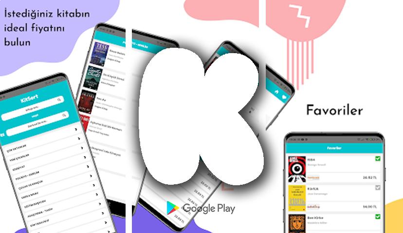 KitSort: Kitap Fiyat Karşılaştırma Platformu