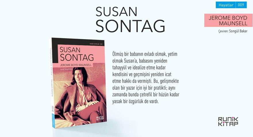 Susan Sontag: Entelektüelin Yolculuğu