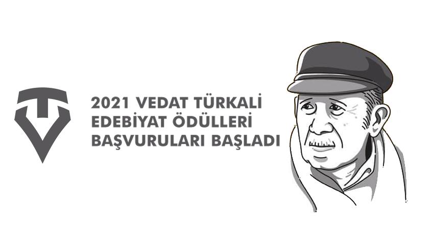 2021 Vedat Türkali Edebiyat Ödülleri Başvuruları Başladı