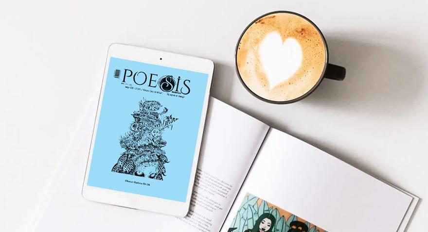 Poesis Edebiyat Dergisi 2. Sayı Çıktı