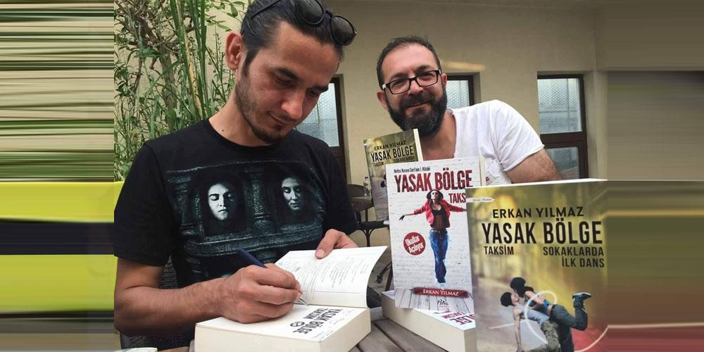 Yasak Bölge Taksim – Erkan Yılmaz